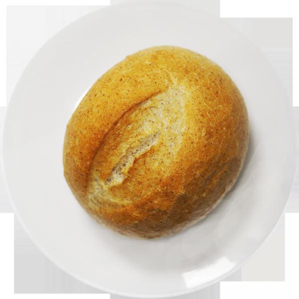 Горячая французская булочка