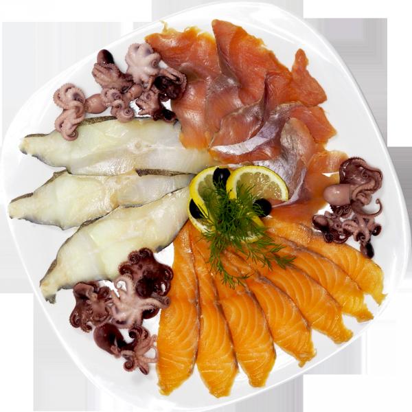 «Гусарская закуска» рыбная